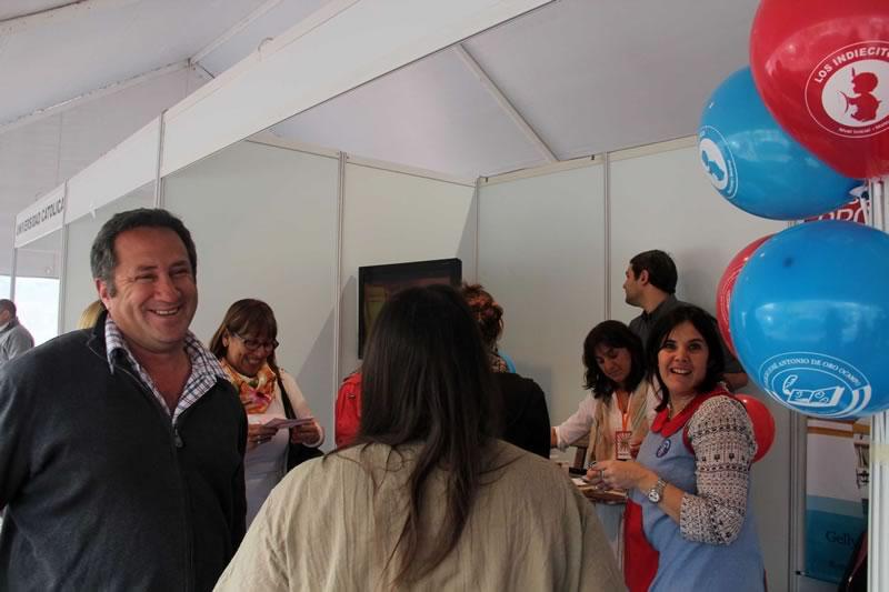 En San Miguel comenzó la nueva edición de la Expo Estudiantil