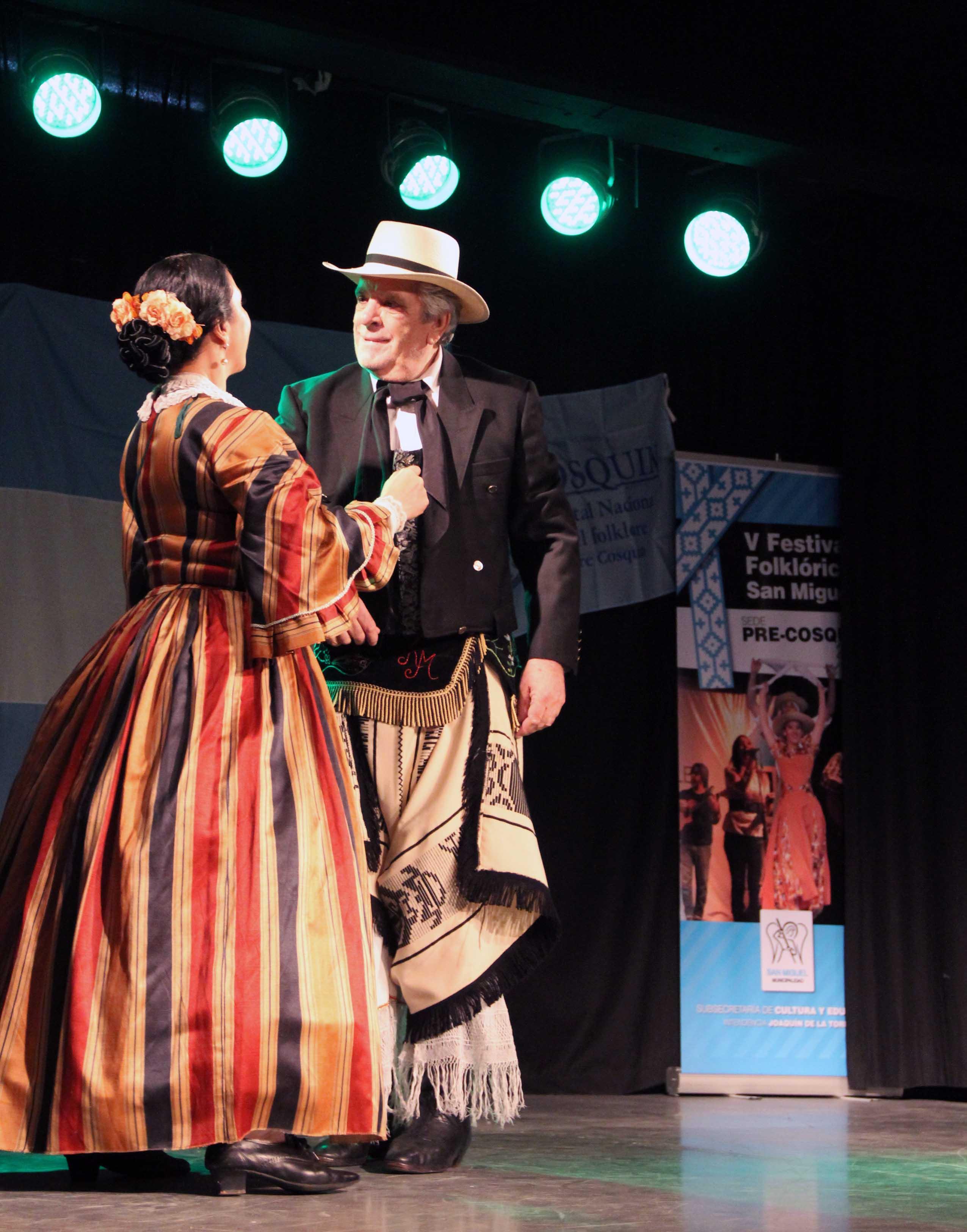 Se realizaron en San Miguel las rondas eliminatorias para el Pre Cosquín