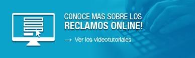 Conoce mas sobre los reclamos On-Line! Municipalidad de San Miguel