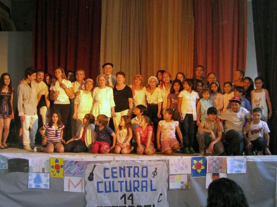 """Se realizó el cierre del Centro Cultural """"Catedral"""""""
