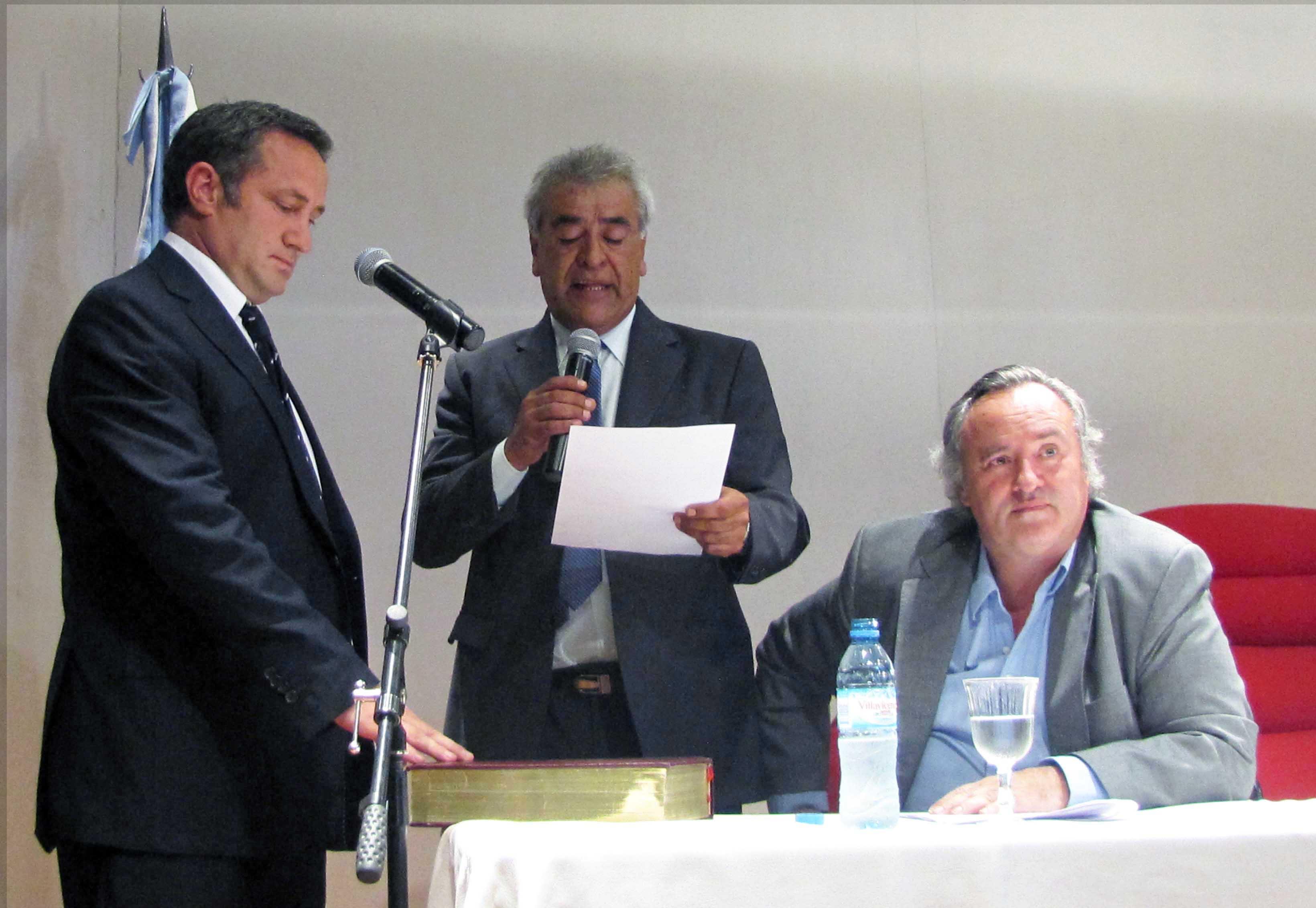 Asumieron los nuevos integrantes del Concejo Deliberante de San Miguel