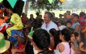 Joaquín de la Torre destacó la importancia de las colonias de vacaciones para la formación y los valores de los niños
