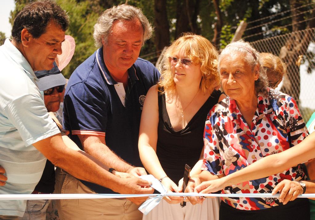 Joaquín de la Torre inauguró 1.700 metros de asfalto que conectarán a todo el oeste de San Miguel
