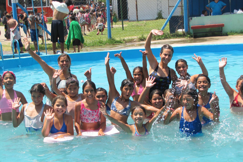 En San Miguel miles de niños y adultos disfrutan de las Colonias de Vacaciones realizada por el municipio