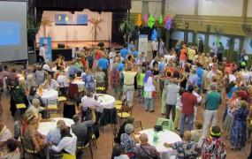 La celebración fue en la Sociedad Española de San Miguel