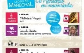 Continúa la agenda cultural con grandes espectáculos en San Miguel