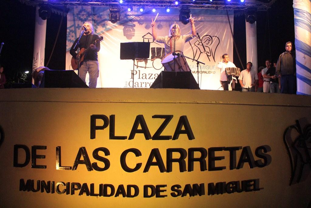 Carnaval criollo: San Miguel tuvo su fiesta con más de 30 mil personas