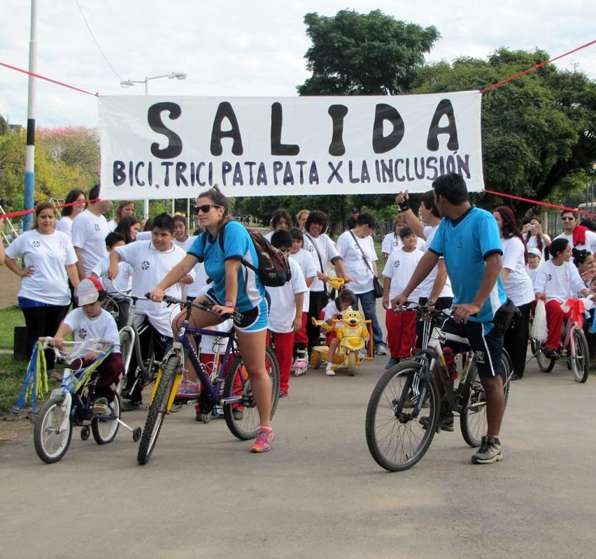 San Miguel acompañó a la Fundación Suzuki en el día de la inclusión