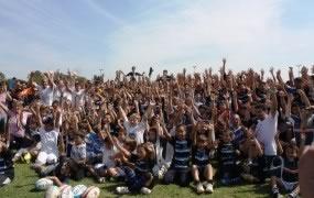 San Miguel: Transmitiendo valores del rugby