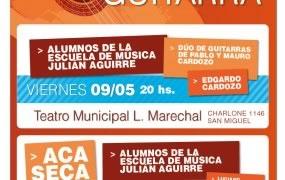 Más espectáculos en San Miguel