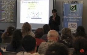 Continúa la capacitación en el armado de huertas agroecológicas en San Miguel