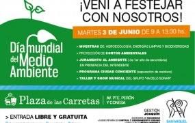 San Miguel organiza jornada de concientización por el Día Mundial del Medioambiente