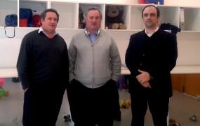 Joaquín de la Torre visitó la Ciudad de Santa Fe para intercambiar experiencias de gestión
