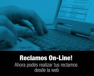 Reclamos On-Line!