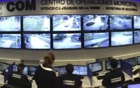 Las cámaras de seguridad del municipio detectan la portación ilegal de un arma de fuego