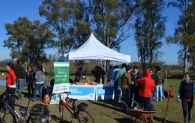"Jornada de limpieza en la  futura Reserva Natural Urbana ""El Corredor"""