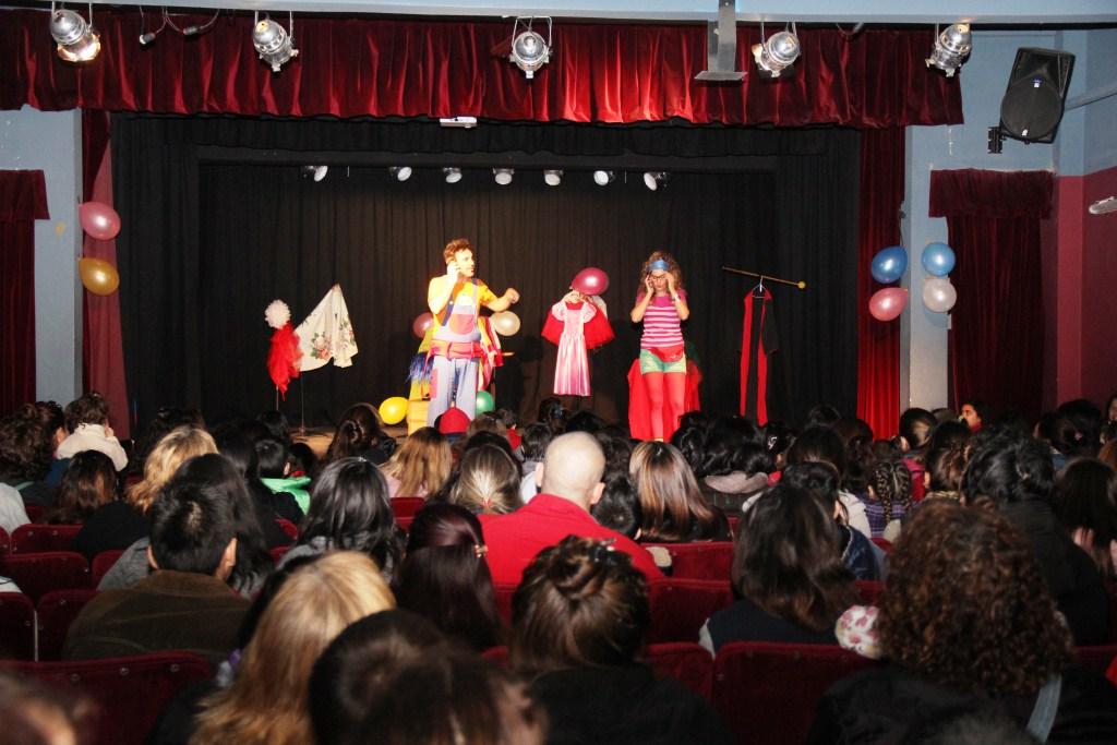 El Teatro Lepoldo Marechal abre sus puertas para los más pequeños