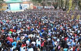 La gente vibró durante todo el Mundial con el Fan Fest en la Plaza de las Carretas