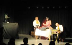 El Teatro Leopoldo Marechal continúa brindando espectáculos para todos los vecinos