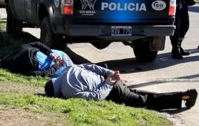 Prevención: Gracias a las cámaras de seguridad de San Miguel se logró desbaratar banda de piratas del asfalto