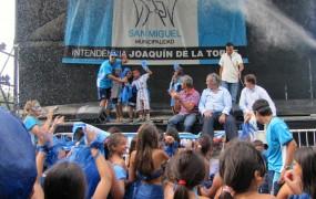 2500 niños participaron gratuitamente de las colonias municipales