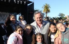 Con diversos espectáculos culturales, San Miguel recibió a más de 40 mil chicos durante las vacaciones de invierno