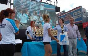 Más de 4 mil personas participaron de la maratón de las Fiestas Patronales