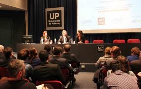 La entrega se realizó en la Universidad de Palermo