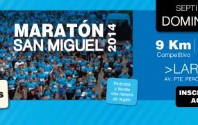 Maratón San Miguel 2014