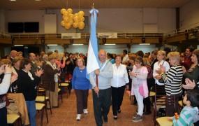 En la Sociedad Española se hizo el acto de entrega de medallas