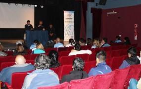 LAS AUTORIDADES DE DEPORTES ULTIMAN LOS DETALLES DE LOS PREMIOS DE LAS OLIMPÍADAS ESTUDIANTILES 2014