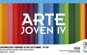 Inauguración ARTE JOVEN IV