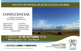 Agenda Cultural 24 y 25 de Octubre