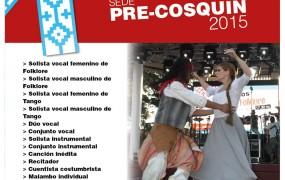 -VI Festival Folklórico – Sede Pre Cosquín