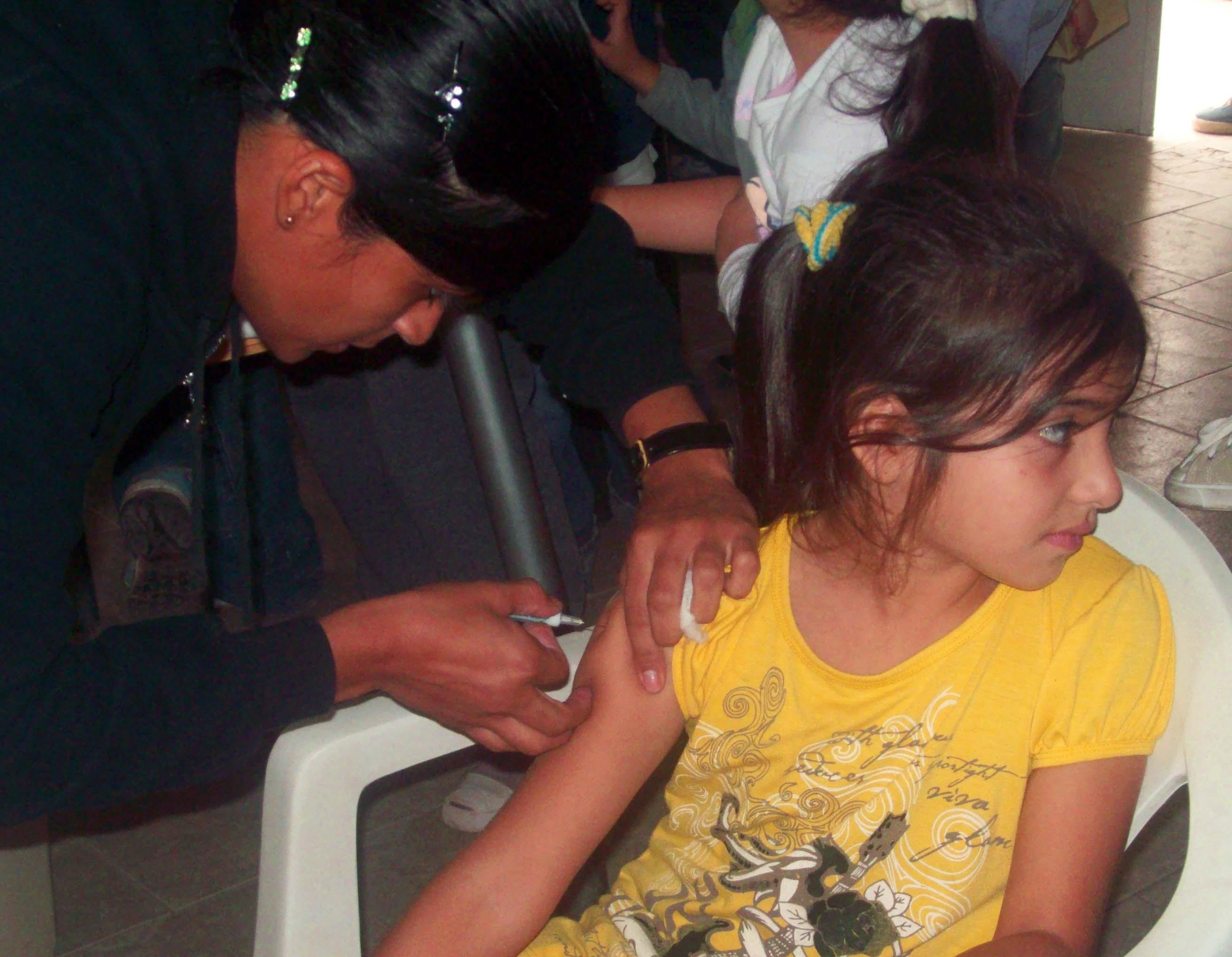 Nueva campaña de vacunación