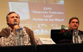 Expo de Desarrollo Local en San Miguel