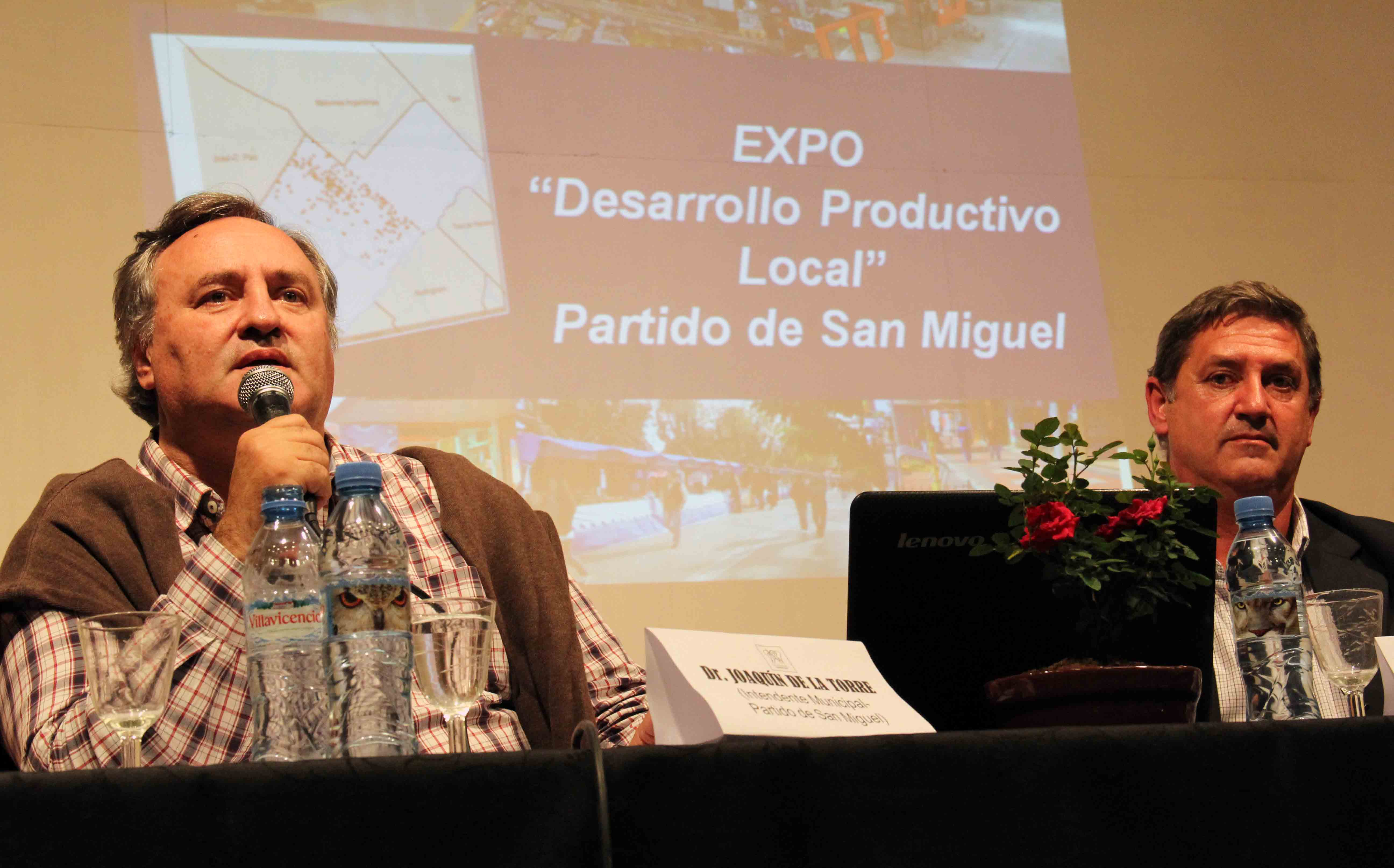 Expo de Desarrollo Local en San Miguel