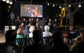 La Orquesta Municipal tocó su repertorio
