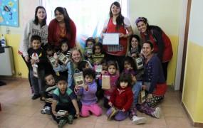 Miles de chicos de distintas instituciones educativas participaron del Programa
