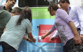 Zoonosis presenta una nueva Unidad Sanitaria Móvil para castraciones y vacunación gratuita en San Miguel