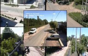 A través de Presupuesto Participativo, San Miguel instaló 13 nuevas cámaras de seguridad en los Barrios Sarmiento, Mariló y Santa Brígida