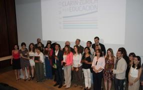 San Miguel ganó una mención del ConcursoClarín-Zurich sobre proyectos de educación ambiental en las escuelas
