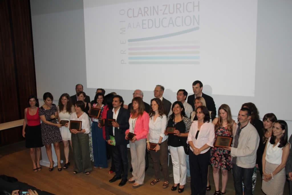 San Miguel ganó una mención del Concurso Clarín-Zurich sobre proyectos de educación ambiental en las escuelas