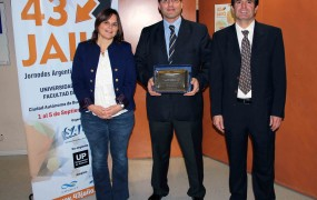 La Secretaría de Gestión Pública recibió un premio nacional de gobierno electrónico