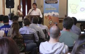 San Miguel presentó plataforma Web para búsqueda de Animales Perdidos