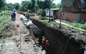 obra hidraulica tramo III