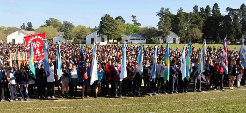 Más de 4 mil chicos participaron de las finales de Olimpiadas deportivas y culturales en San Miguel