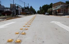 Abren acceso clave para descomprimir el tránsito en la entrada de San Miguel