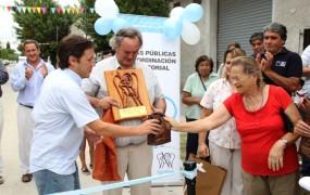Más obras de pavimento en ciudad Santa María- calle Pinto y Pringles