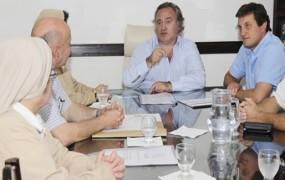 Se firmó el convenio para la creación del Centro de Entrenamiento de la Policía Municipal